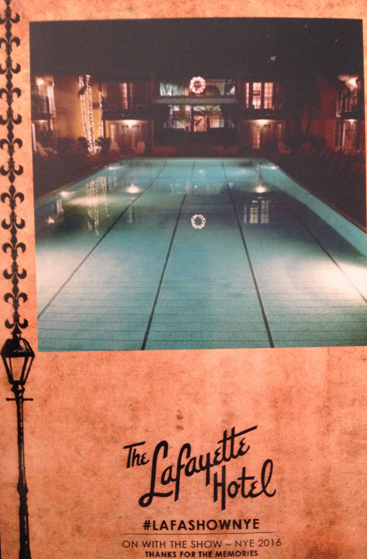 La piscina de Tarzán