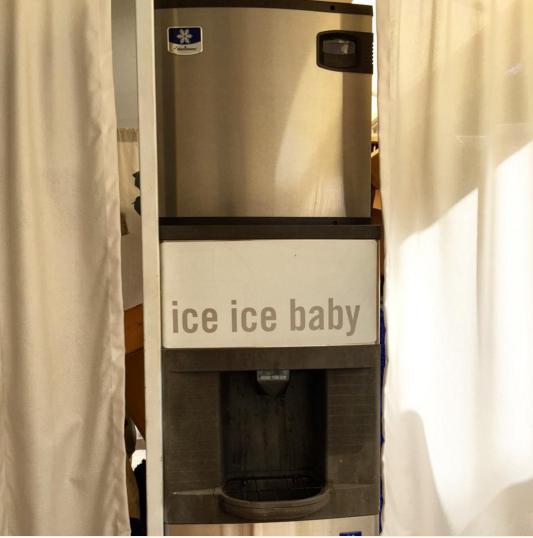 Ice, ice, baby: esas queridas máquinas de hielo